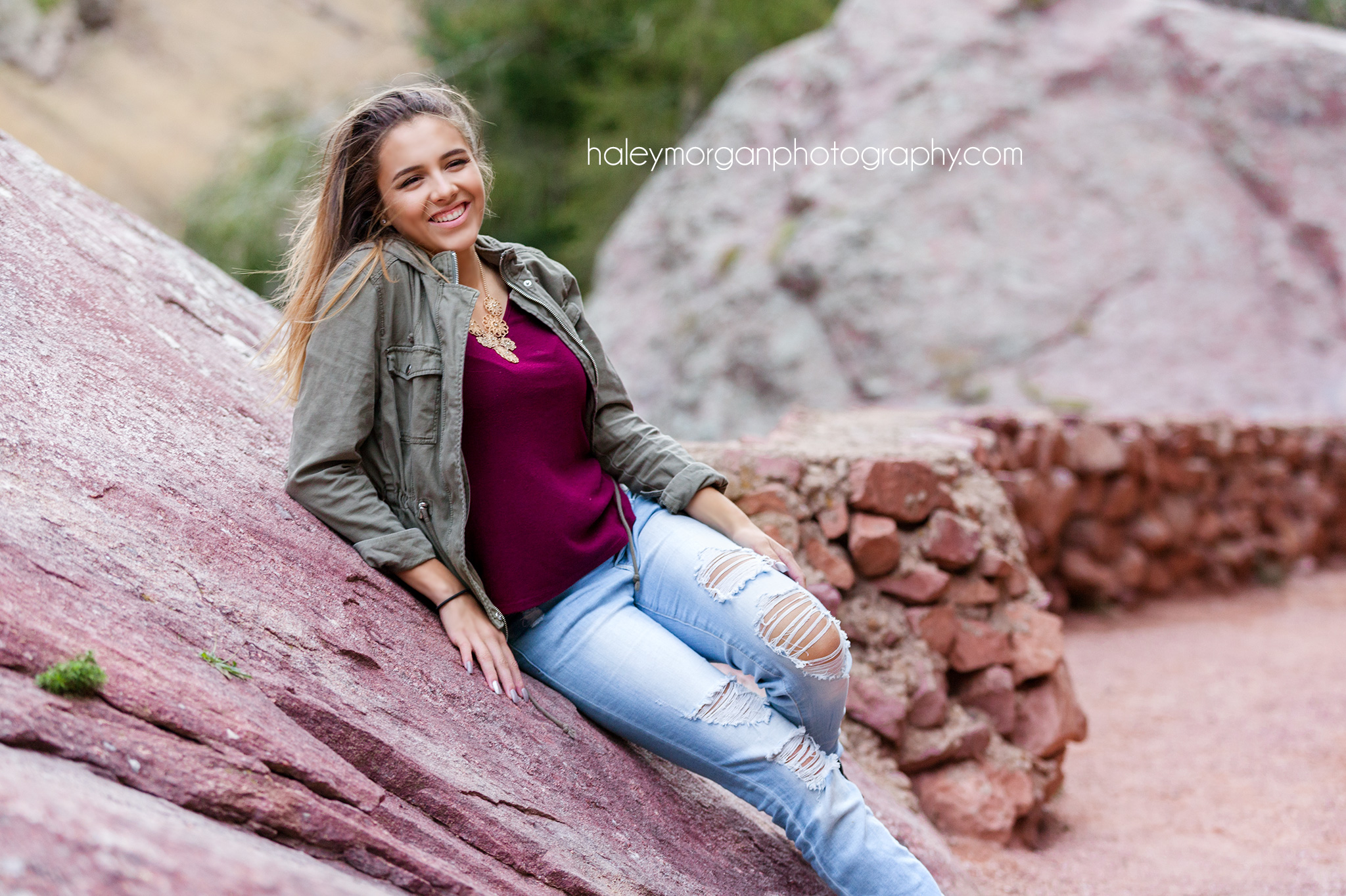 Denver Senior Photographer, Eldorado Canyon State Park, Alex Garcia, Denver Photographer, Denver Senior Photographer, Denver Photographers, Boulder Photographer, Boulder Senior Photographers, Haley Morgan Photographer