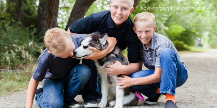 Thornton Family Photographer | Danahy Lake | Willoughby Family